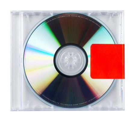11. Kanye West, Yeezus - The 30 Best Album Covers of 2013 | Complex