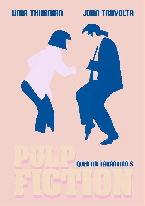 tarantino // pulp fiction