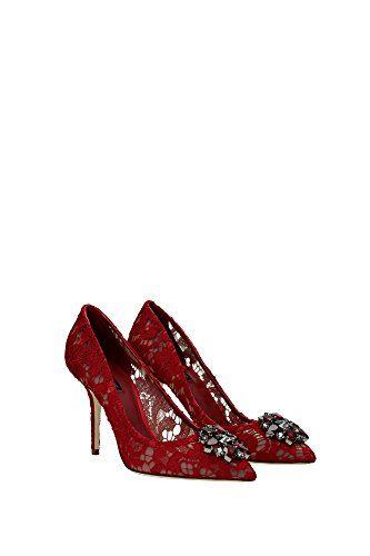 Decolletes Dolce&Gabbana Donna Tessuto Rosso CD0101AL19880304 Rosso 41EU in OFFERTA su www.kellieshop.com Scarpe, borse, accessori, intimo, gioielli e molto altro.. scopri migliaia di articoli firmati con prezzi in SALDO #kellieshop Seguici su Facebook > https://www.facebook.com/pages/Kellie-Shop/332713936876989