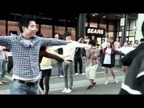 An Inspiring Flashmob in Vancouver