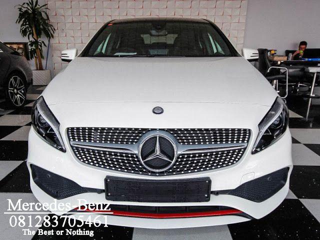 Harga Terbaru Mercedes Benz   Dealer Mercedes Benz Jakarta: Harga Mercedes Benz A Class tahun 2017   A 200 AMG...