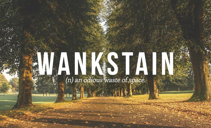 It's always good to expand your vocabulary.