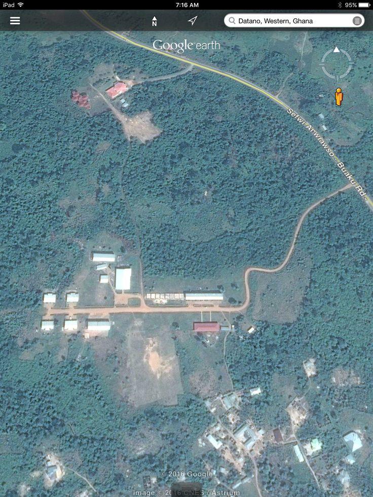 St Joseph High School Wiawso Diocese near