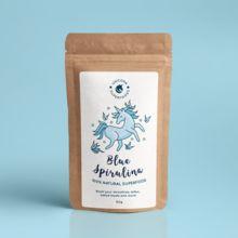 100% Natural Blue Spirulina Powder                      – Unicorn Superfoods