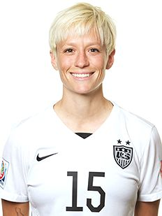 FIFA Women's World Cup Canada 2015™ - Midfielder - Megan RAPINOE #15