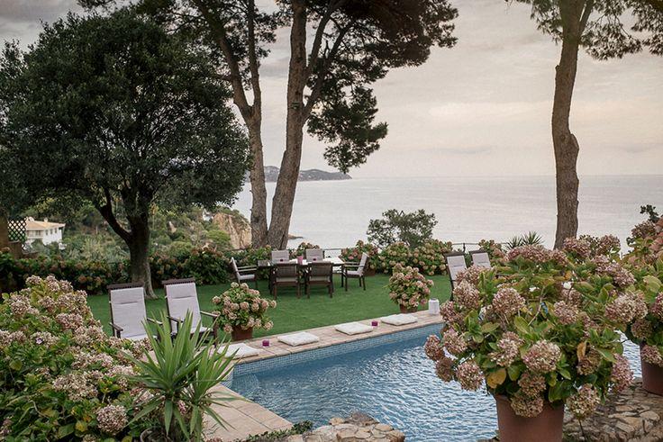 Una boda frente al mar en la Costa Brava