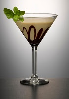 Dying for Chocolate: National Vodka Day: Chocolate drinks & cake.  I didn't know there was such a thing as chocolate vodka!