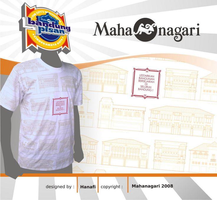 """""""Gedung Bersejarah"""" copyrights Mahanagari 2008"""