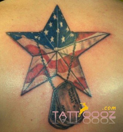 Military tattoo designs, it made on arms , made by diffierent colours of ink, blue,black,$kin,brown& red colours of ink are used in making of such tattoo designs.. it look soo lovely.. For more visit http://tattoooz.com