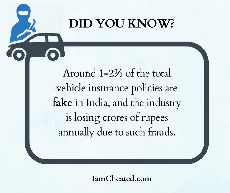 Tips To Avoid Buying A Fake Car Insurance Policy Car Insurance