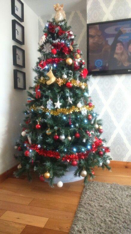 My new xmas tree from studio27.com love it!! Bargain price of £32