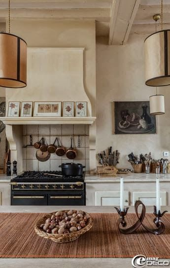 french country kitchen | e-mag deco