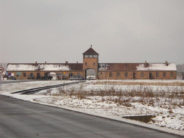 Polskie zabytki na liście UNESCO - Aushwitz