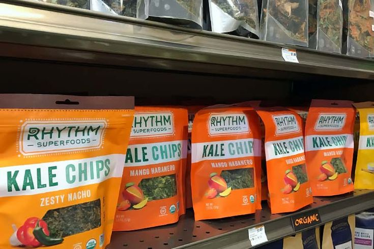 Kale Chips Nutrition: Your Baked, Cheesy Snack Isn't Healthy
