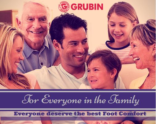 Happy #HumpDay Friends!  Whenever it comes to being happy, we always think about the whole family. To us health and comfort of each and every member of the family is the most important factor.   That's why we bring #Comfyfootwear for each and everyone of the family, browse the comfort www.grubinshoes.com.au  #orthopedicshoes