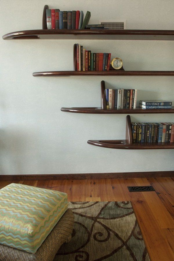 17 best ideas about floating shelves bedroom on pinterest - Bedroom wall shelves decorating ideas ...