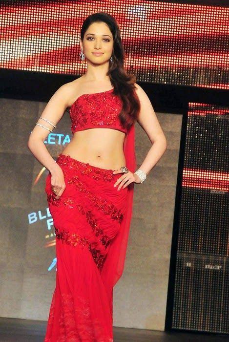 Tamanna Bhatia Hot Navel Show, Tamanna Spicy Navel Show Of All Time Telugu Movie ~ Indian Actress Celebrity Photos