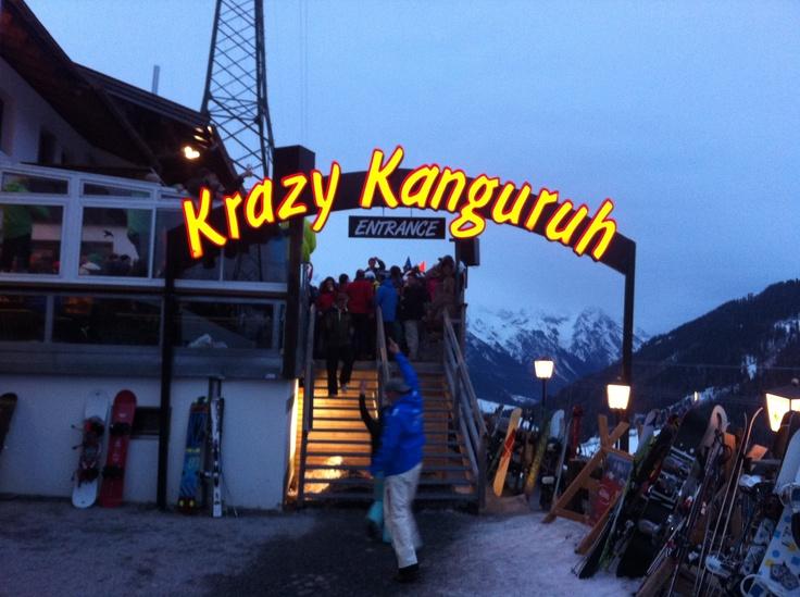 Après Ski- Krazy Kangaroo