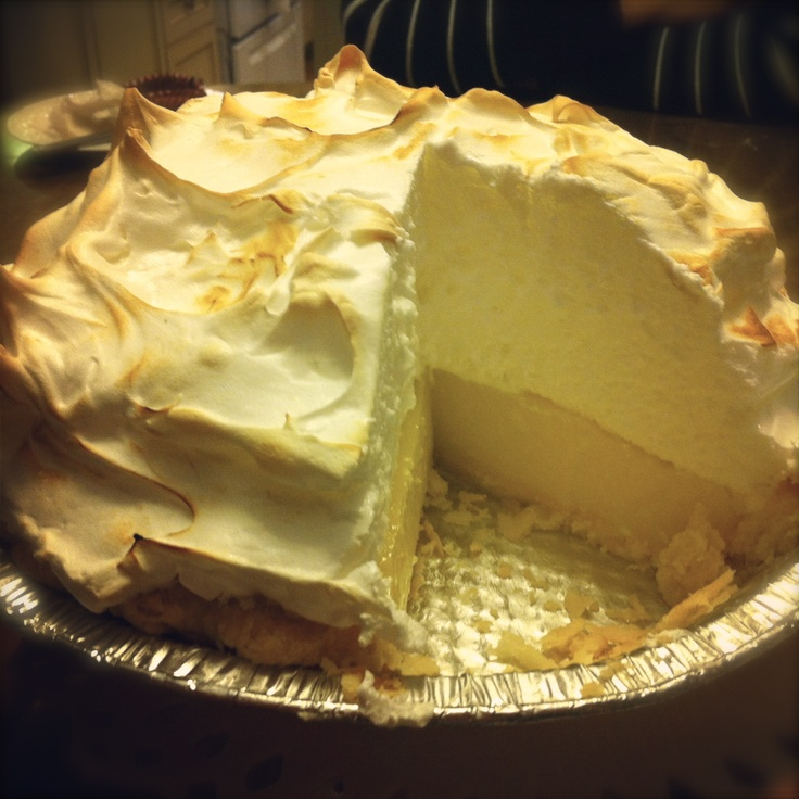 Best lemon meringue pie!
