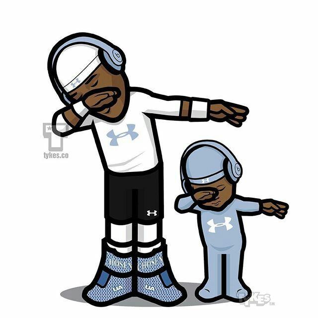 Cam Newton and Son