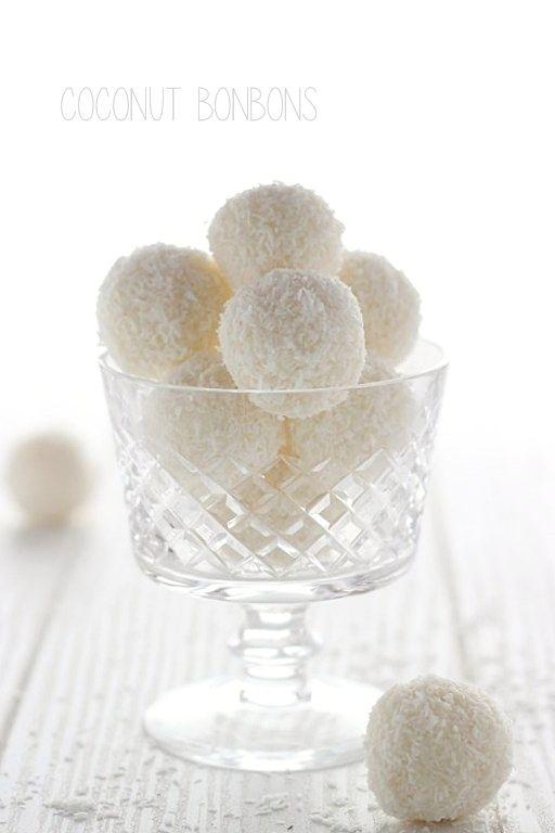 MIEL & RICOTTA: Coconut Bonbons