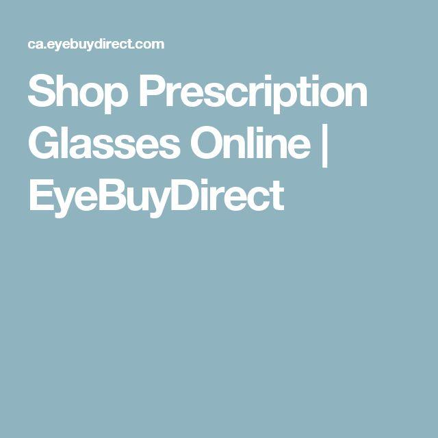 Shop Prescription Glasses Online | EyeBuyDirect