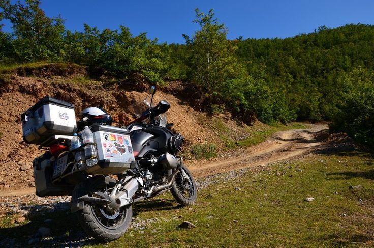 Albánie - Národní park Thethi
