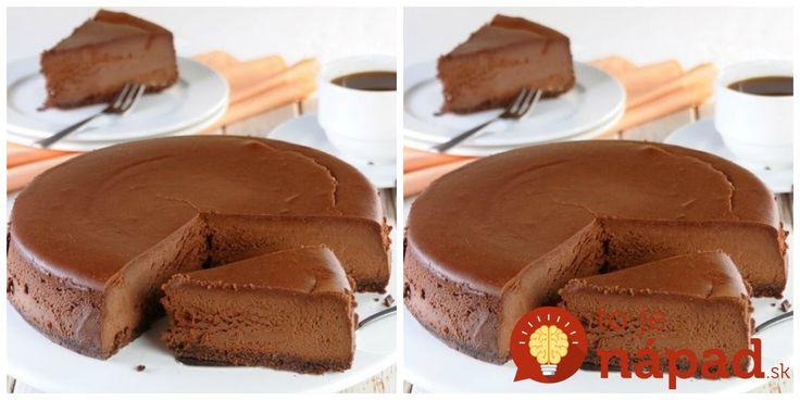 Úžasný receptík, naozaj rýchly a fantasticky chutný. Milovníci čokolády, toto je niečo pre vás!