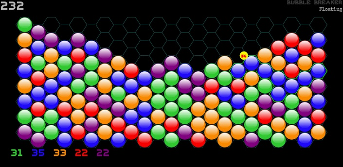 Honeycomb Bubble Breaker Pure v1.0.2 - Frenzy ANDROID - games and aplications