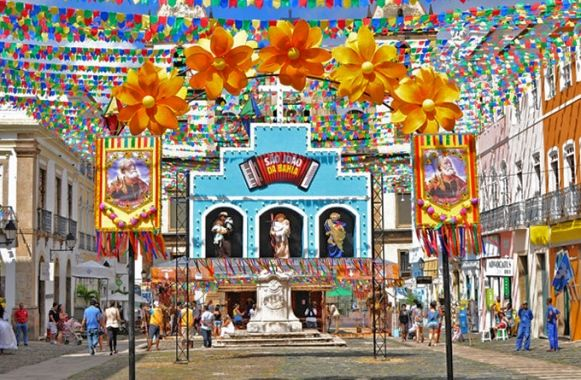 Festas juninas no Nordeste 2015 4
