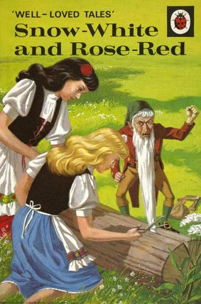 My all time favourite Ladybird book - Snow White and Rose Red