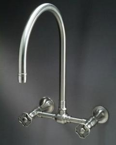 Steam Valve Original Deck Mount Bridge Faucet Remodelista