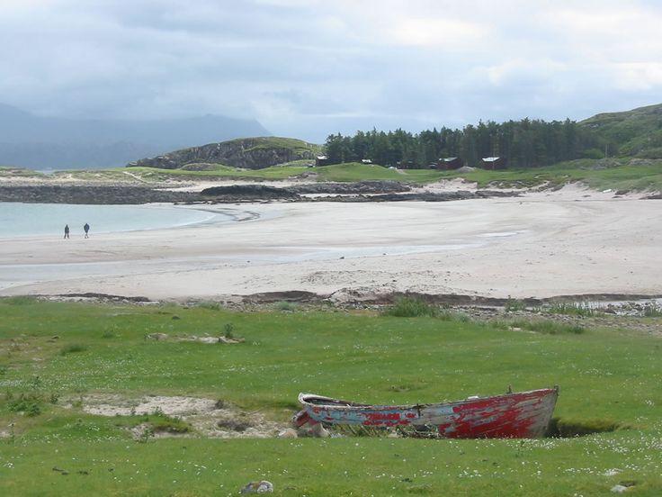 Scotland beaches - Mellon Udrigle in Wester Ross