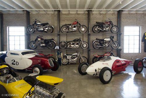 Photo report inside bruce meyer 39 s private garage for Garajes de ensueno