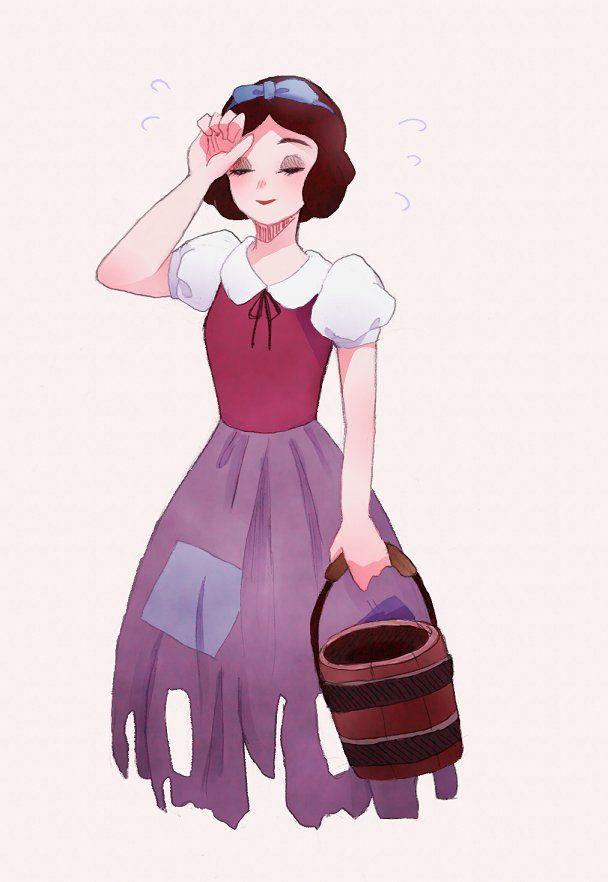 Snow White #snowwhite #disney