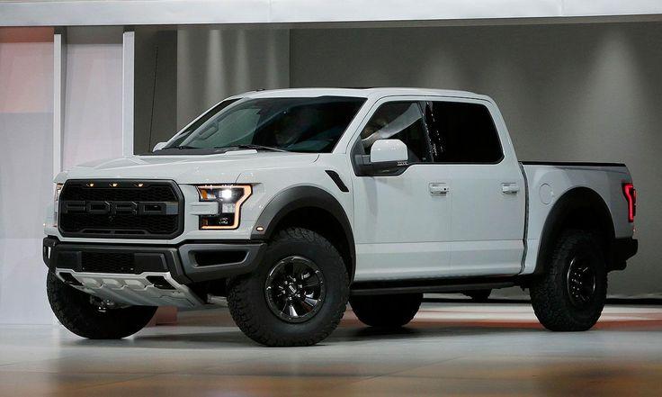 2017 Ford Raptor's V6 will generate 450 horsepower - http://blog.clairepeetz.com/2017-ford-raptors-v6-will-generate-450-horsepower/