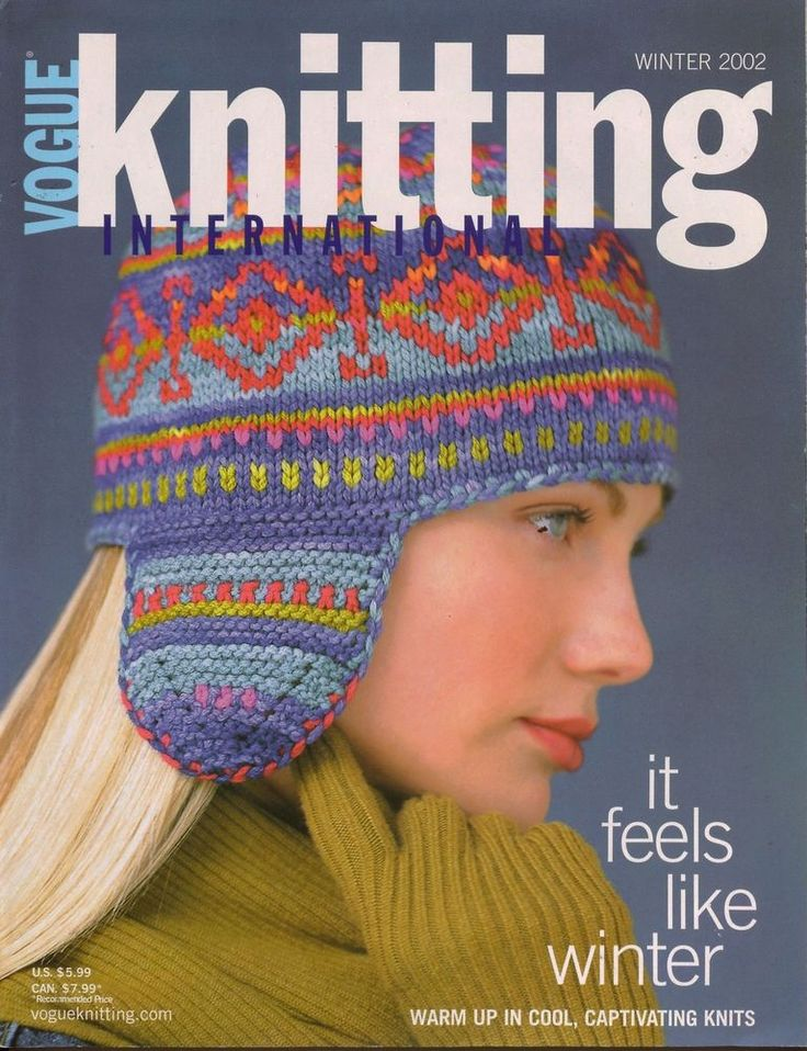 77 best Vogueknitting images on Pinterest | Stricken, Pattern and ...