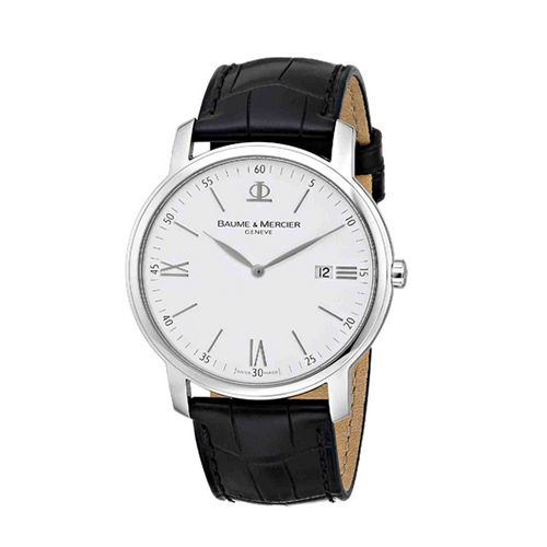 17 best images about men s mini st watches baume mercier men s 8485 classima swiss date mini st watch