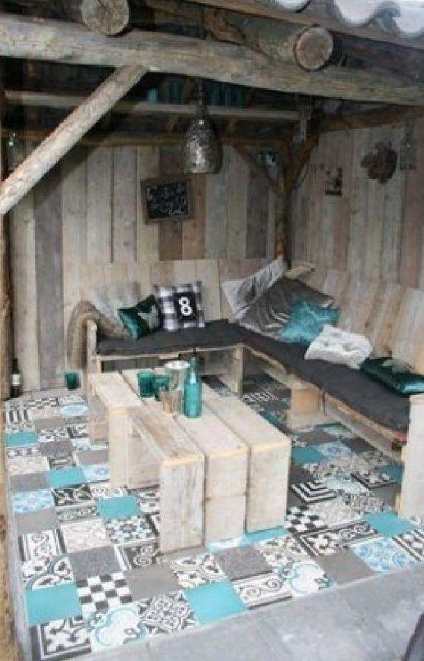 Veranda's en Terassen   Stoere en gezellige patio!! Door mirjamlock