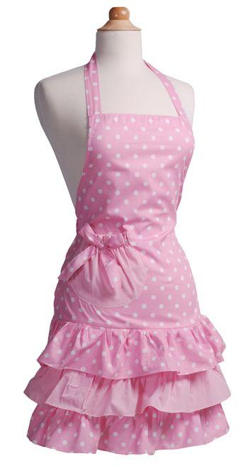 Pink! http://www.vintagedancer.com/vintage-aprons/