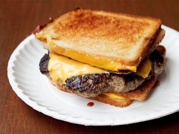 Hamburger Fatty Melt / 10 Great Cheesy Burgers That Aren't Just Cheeseburgers | Serious Eats