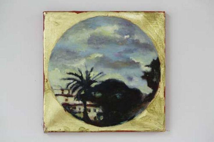 Selinunte I Salonen Di Giorgio Merja Susanna Selinunte I,öljy kankaalle, 28 x 28 cm, 2008. Yksityiskokoelmassa. Taiteilijat - Kuvataiteilijamatrikkeli