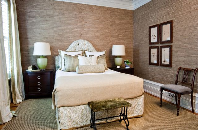 1000 images about grasscloth wallpaper on pinterest for Bedroom paper ideas