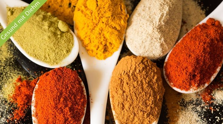 Gewürze und ihre Wirkung - wie bewirken Curry, Zimt und Co? Prof. Dr. med. Curts…