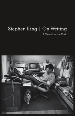 Inside Steve's head... and great tips for writing well.  Recommended by many, borrowed by many, and at the top of my short list!