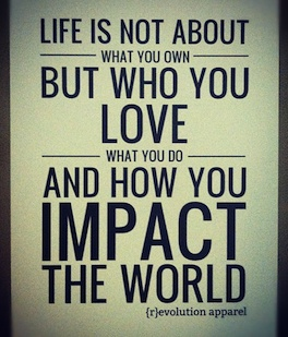 Impact Others!