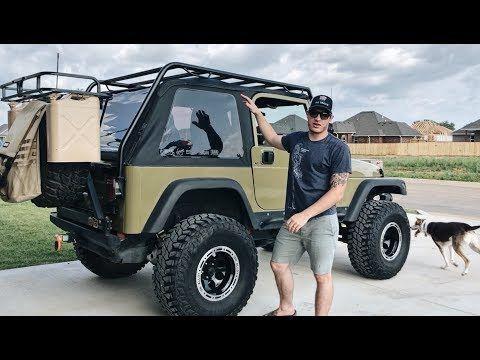 Jeep Wrangler Tj Custom Jeeps In 2020 Jeep Wrangler Tj Jeep Wrangler Tj Accessories Custom Jeep Wrangler