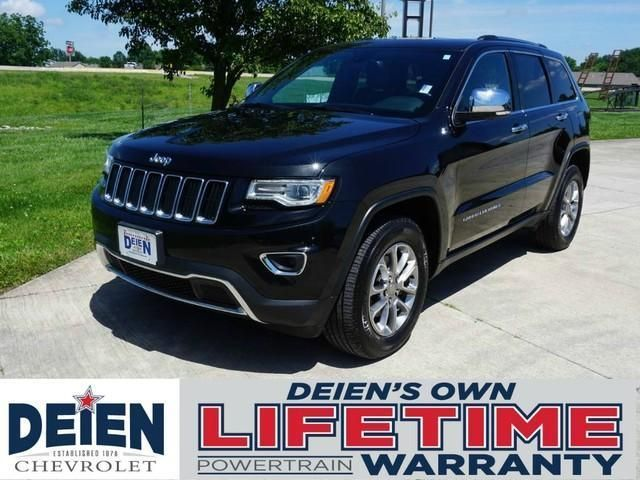 2016 Jeep Grand Cherokee Sport Sharp Black On Black Low Miles 34k Click For Here For More Photos Https Www Deienchevrolet Suv For Sale Cherokee Sport