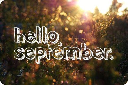 Hello September   Shopping Detox: August 2011