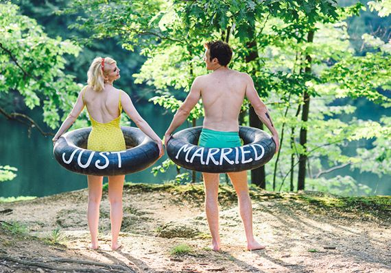 Summer Ohio wedding inspiration | photo by aster Aster and Olive Photography | http://www.100layercake.com/blog/2013/07/30/summer-ohio-wedding-inspiration/